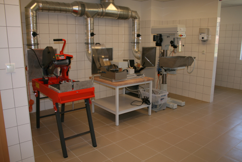 Smart Reservoir Laboratory