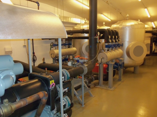 Innovation in wastewater heat utilization in North and South America