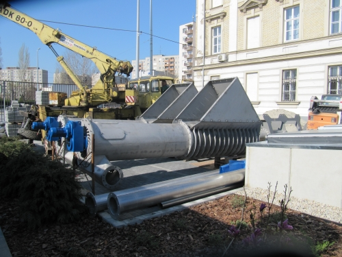 Innovation in wastewater heat utilization in Europe