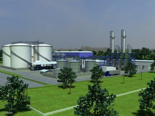 Bioethanol, Biogas and Biomass plant for sale