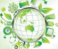 Electronic waste processing and recycling technology and plant